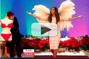 VIDEO: Victoria's Secret Model Lily Aldridge Dishes on Ariana Grande & More