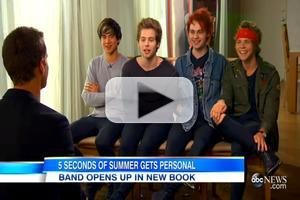 VIDEO: 5 SECONDS OF SUMMER Talk Upcoming Book 'Hey Let's Make a Band' on  GMA