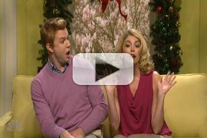 VIDEO: Martin Freeman Guests SNL's 'Right Side of the Bed'