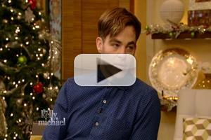 VIDEO: Chris Pine Talks INTO THE WOODS 'Prince Pants' on Today's LIVE