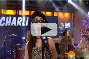 VIDEO: Charli XCX Performs 'Break the Rules' on TODAY