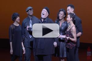 STAGE TUBE: Broadway Celebrates 40th Anniversary of THE WIZ in Opening Number of GYSY OF THE YEAR!