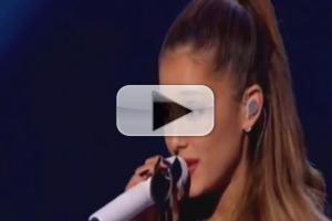 VIDEO: Ariana Grande Performs 'Last Christmas' on Michael Buble's CHRISTMAS IN NEW YORK