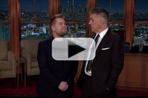 VIDEO: James Corden Gets Advice from Craig Ferguson on LATE LATE SHOW