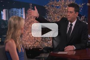 VIDEO: Jimmy Kimmel & Megyn Kelly Talk Sony Hacking Scandal on KIMMEL