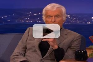 VIDEO: Dick Van Dyke Talks Sexy Photo Shoot with Mary Tyler Moore on CONAN