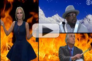 VIDEO: Sneak Peek - Kristin Chenoweth & More Set for Tonight's Final LATE LATE SHOW