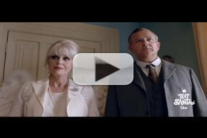 VIDEO: DOWNTON ABBEY Spoof Channels A CHRISTMAS CAROL for Charity with George Clooney