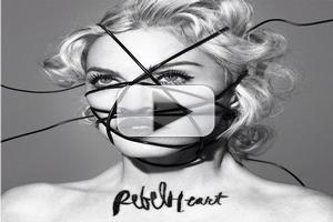 AUDIO: First Listen- Madonna's 'Living For Love' from 13th Album