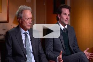 VIDEO: Bradley Cooper, Clint Eastwood Talk New Film 'American Sniper' on TODAY