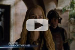 VIDEO: HBO Reveals Glimpse of GAME OF THRONES Season 5 in New Year-Ender Video
