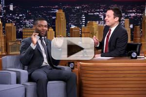 VIDEO: 'Selma' Star David Oyelowo Talks Oprah & More on TONIGHT