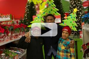 BWW TV: BROADWAY QUICK CHANGE with Robert Hartwell- Christmas Edition!