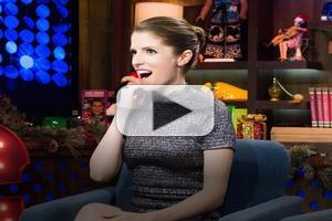 VIDEO: Cinder-TELL-a! Anna Kendrick Dishes on INTO THE WOODS Co-Stars on 'Watch What Happens'