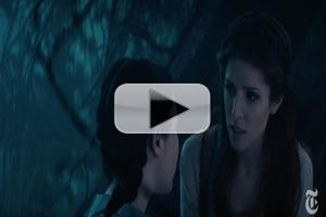 VIDEO: Rob Marshall Narrates 'No One Is Alone' Scene from INTO THE WOODS!
