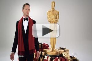 VIDEO: Watch Host Neil Patrick Harris in First Promo for 87th ANNUAL ACADEMY AWARDS