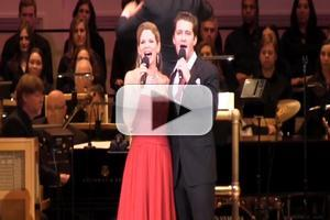 BWW TV: Kelli O'Hara & Matthew Morrison Celebrate Christmas with the New York Pops!