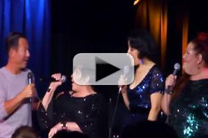 STAGE TUBE: Liza Minnelli and Cortes Alexander Surprise Audience with 'I Love a Violin'