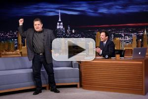 VIDEO: Patton Oswalt Talks New Book & More on TONIGHT