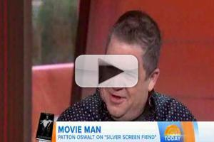 VIDEO: Patton Oswalt Talks New Book 'Silver Screen Fiend' on TODAY