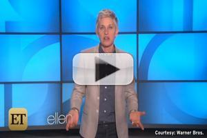 VIDEO: ELLEN Responds to Accusations of Having 'Gay Agenda'