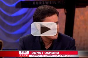 VIDEO: Donny Osmond Chats 'The Soundtrack of My Life' Album on THE TALK