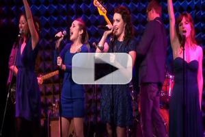 BWW TV: Lauren Worsham, Margo Seibert, Marc Kudisch & More Sing with Sky Pony- Watch Highlights!