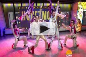 VIDEO: HONEYMOON IN VEGAS Cast Perform 'Higher Love' on 'Today'
