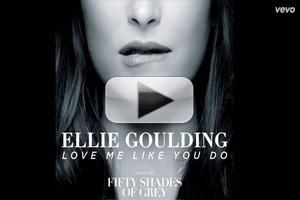 Watch: Ellie Goulding Music Video for the Fifty Shades of Grey Movie