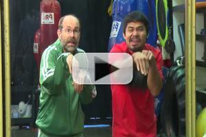 VIDEO: Manny Pacquiao Becomes a Professional Wrestler in New FUNNY OR DIE