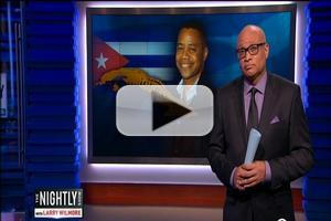 VIDEO: Larry Talks Normalizing Relations with Cuba on THE NIGHTLY SHOW