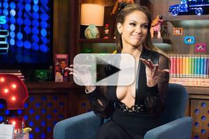 VIDEO: Jennifer Lopez Pleads the Fifth on WATCH WHAT HAPPENS!