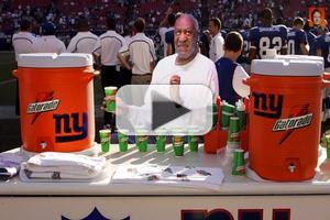 VIDEO: O'Brien Mocks Bill Cosby & Patriots DeflateGate on CONAN