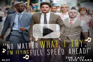 Jeremy Jordan In Exciting New 'Moving Too Fast' Sing-A-Long Video Clip