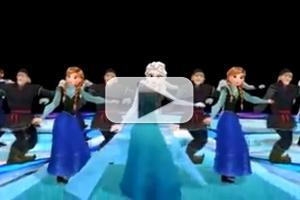 VIDEO: Watch FROZEN Characters Dance 'Thriller'!