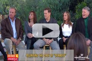 VIDEO: DYNASTY Cast Reunites on Home and Family