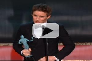 VIDEO: Watch Highlights from 2015 SAG AWARDS!