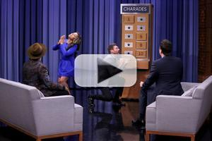 VIDEO: Ryan Seacrest & Taraji P. Henson Face Off in Charades on TONIGHT SHOW