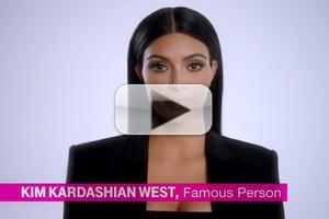 VIDEO: Kim Kardashian Mocks Herself in New T-Mobile Super Bowl Ad!