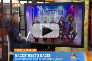 VIDEO: BACKSTREET BOYS Talk New Documentary Film on 'Today'