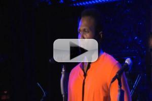 BWW TV Excusive: Joshua Henry Sings Scott Alan's 'Behind These Walls' at 54 Below!