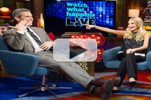 VIDEO: Kristin Chenoweth Talks Possible Return to GLEE on 'Watch What Happens'