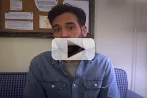 STAGE TUBE: DISGRACED's Josh Radnor on How a Single Theatre Educator Changed His Life