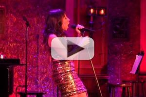 STAGE TUBE: Ellyn Marie Marsh Deconstructs Adele at 54 Below