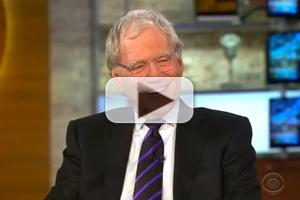 VIDEO: David Letterman on Impending Retirement: 'I Can't Wait For It to Happen'