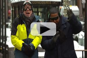 VIDEO: J.K. Simmons Braves Winter Temps to Promo This Week's SNL