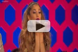 VIDEO: Sneak Peek - Ariana Grande Among Guests on New Season of RUPAUL'S DRAG RACE