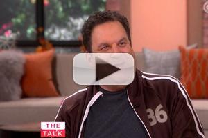 VIDEO: Jeff Garlin Chats Oscar Award Nomination on THE TALK