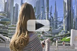 VIDEO: Check Out All-New Teaser for Disney's TOMORROWLAND; First Look to Air During Super Bowl!