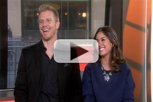 VIDEO: THE BACHELOR's Sean & Catherine Play 'The Newlywed Game'